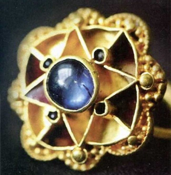 King of the Britons Ring
