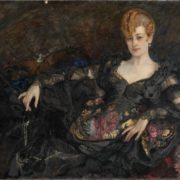 Portrait of a Lady. 1916