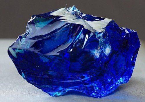 Sapphire - fidelity stone