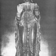 Statue of Yakushi Nyorai, IX century