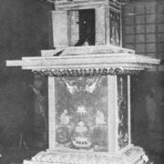 Tamamushi temple, VII century