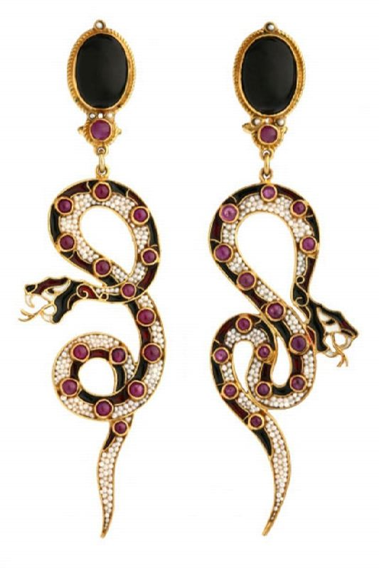 Percossi Papi Earrings