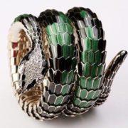 Pretty snake bracelet
