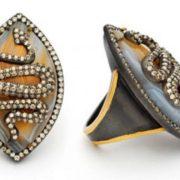 Sara Weinstock rings