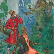 A. Khokhlov. Palei and Lulekh by M. Kochnev