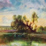 After the storm. State Tretyakov Gallery