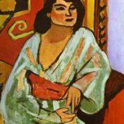 Algerian woman. 1909