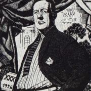 Artist N.F. Monakhov. 1926