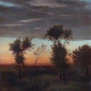 Evening. The late 1860s - early 1870s