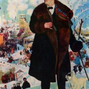 F.I. Chaliapin. 1922