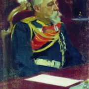 Governor-General of Finland N.I. Bobrikov. 1902-1903