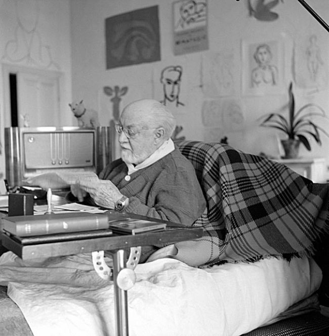 Great artist Henri Matisse