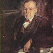 I.I. Brodsky. Portrait of A.A. Rylov. 1922