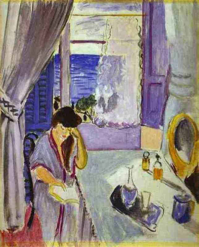 Interior, Nice. 1919