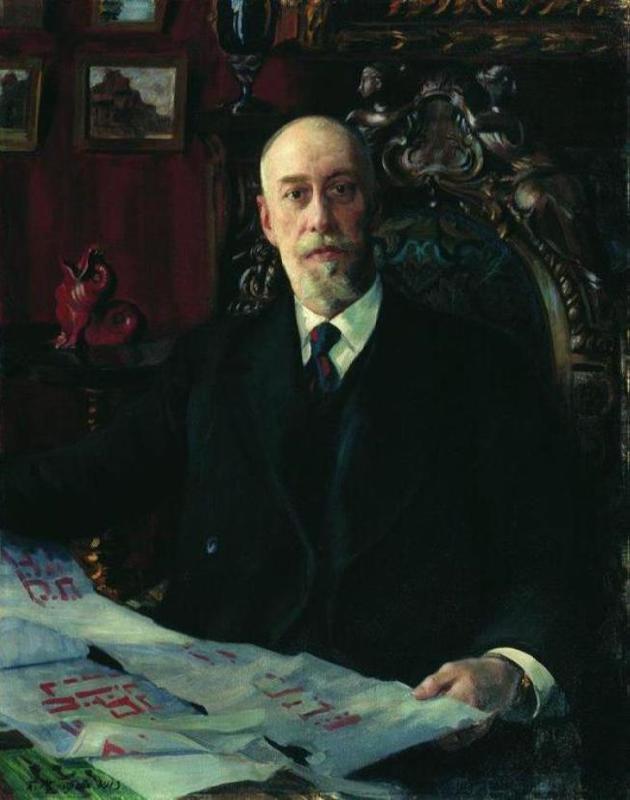 N.K. von Meck. 1913