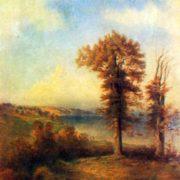 Oaks. 1850s
