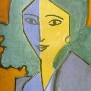 Portrait of Lidia Delektorskaya