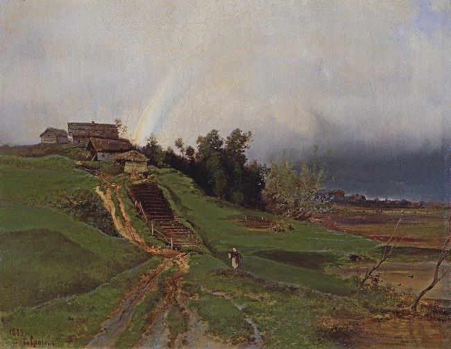Rainbow. 1875