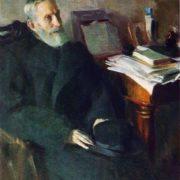 Sergei Nikolsky. 1901