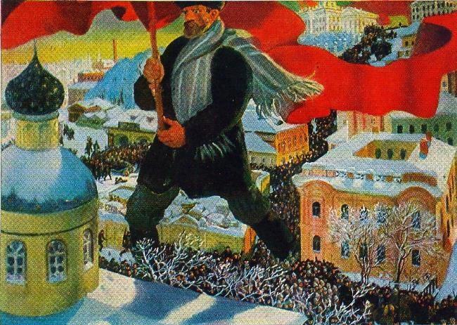 The Bolshevik. 1920