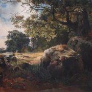 View in the vicinity of Oranienbaum