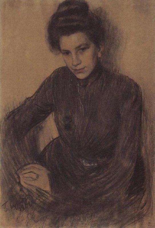 Z.E. Proshinskaya. 1901