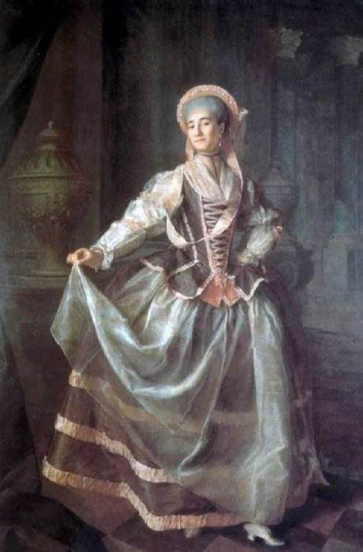 Alexandra Petrovna Levshina, 1775