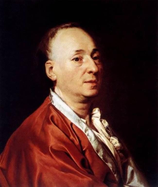 Denis Diderot, 1773