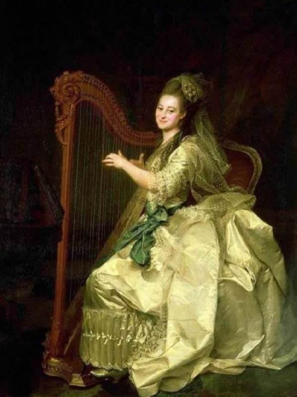 Glafira Ivanovna Alymova, 1773