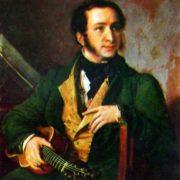 Guitarist. 1839