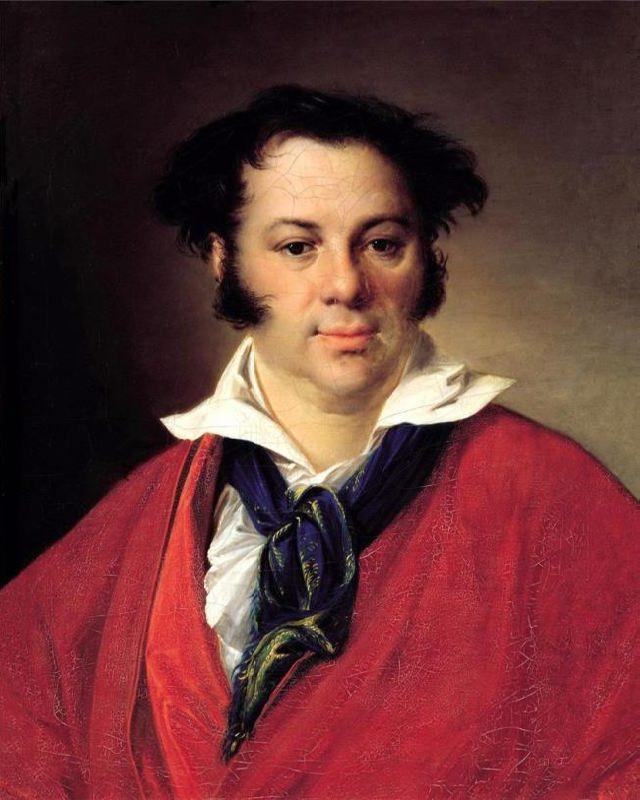 Konstantin Georgievich Ravich. 1823