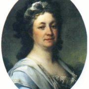 Maria Ivanovna Mussar, 1790
