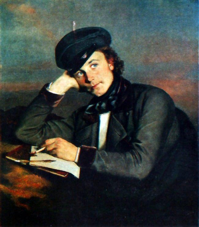 Painter. 1825