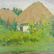 Ukrainian Huts