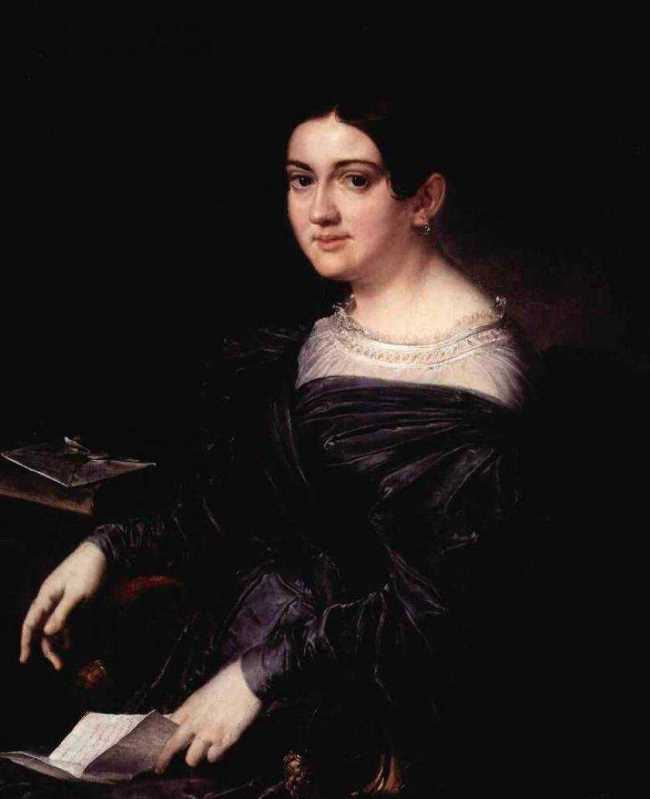 Writer Lydia Nikolaevna Kozhina