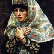 Vasily Surikov – history painter