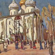 Konstantin Yuon and his wonderful pictures