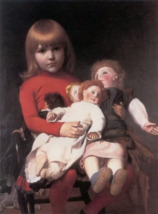Amazing dolls