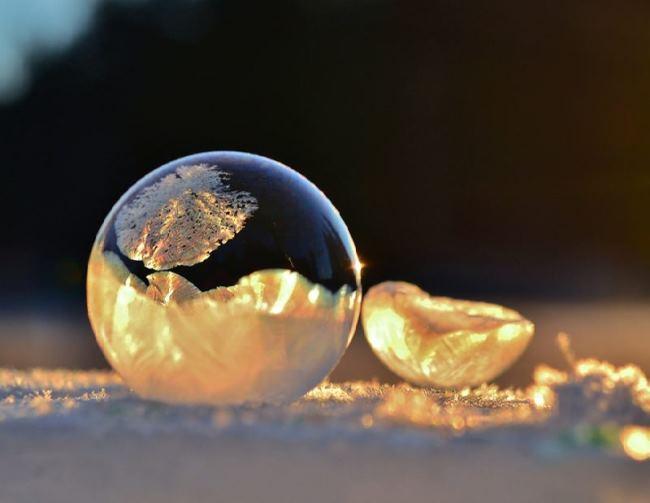Wonderful ice sculptures