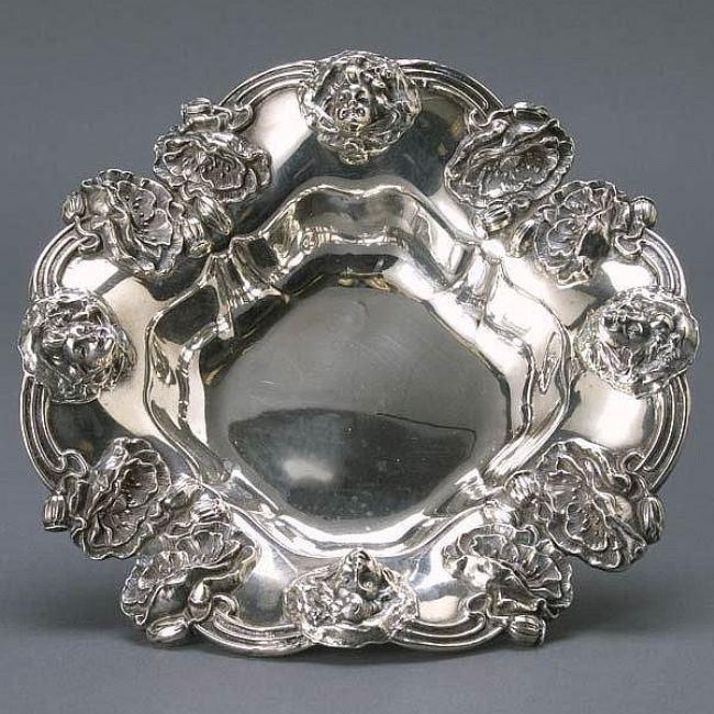 Silver – noble metal