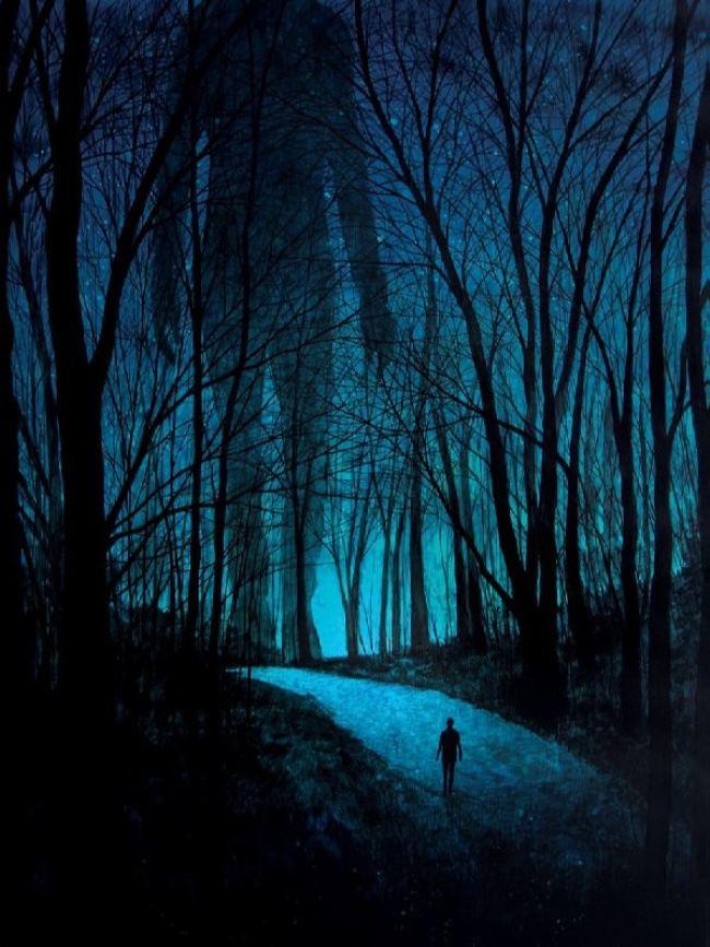 Daniel Danger - draw the horrors