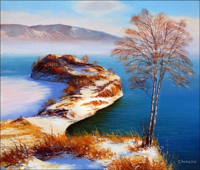 Cape Shamansky
