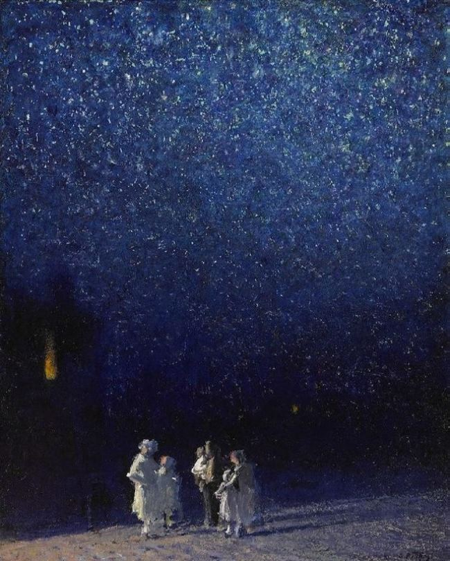 Edward Potthast, 1918