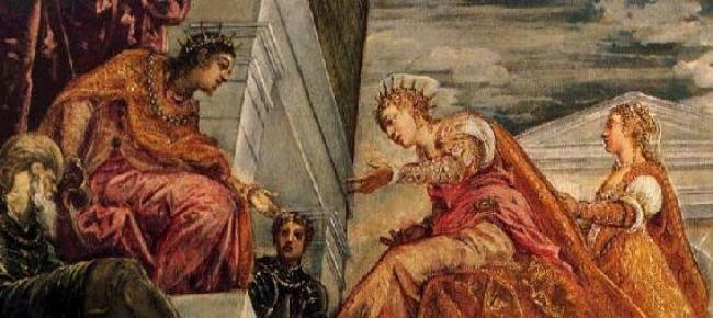 Tintoretto, approx. 1555, Prado