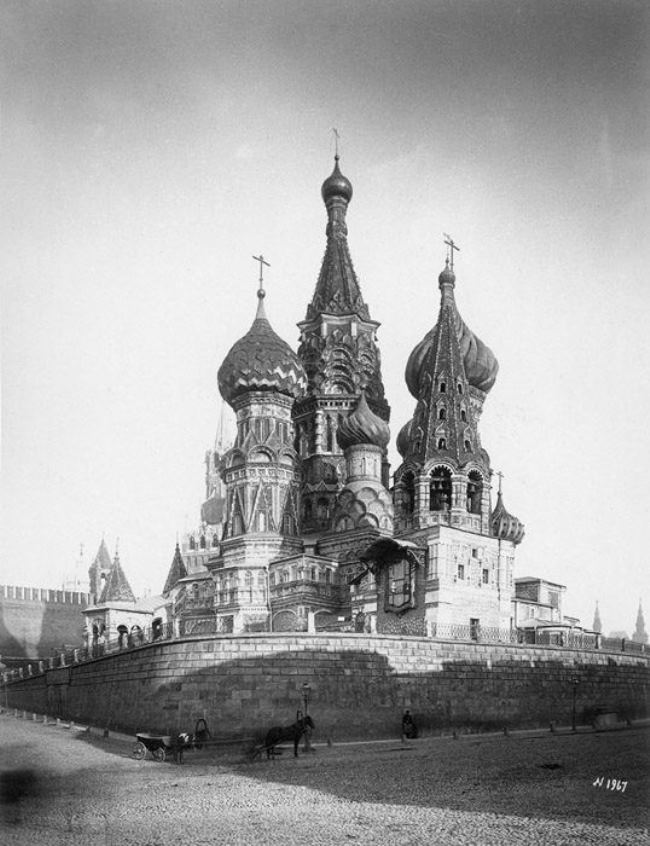 Awesome St. Basil's Cathedral